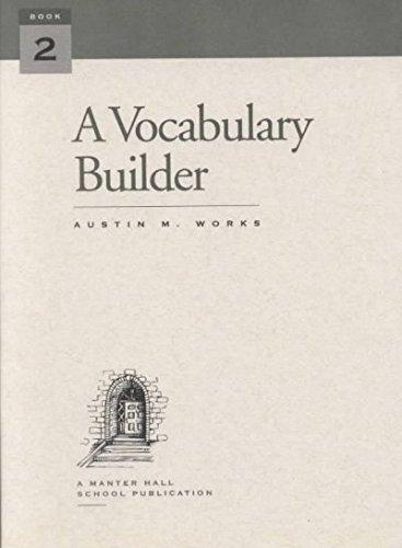 9780838800027: Vocabulary Builder Book 2