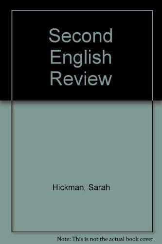 9780838800362: Second English Review