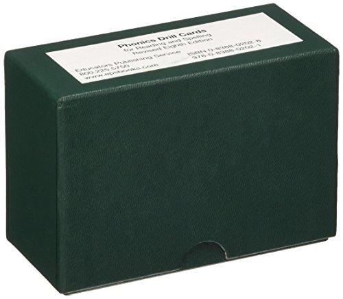 9780838802021: Phonics Drill Cards - Green