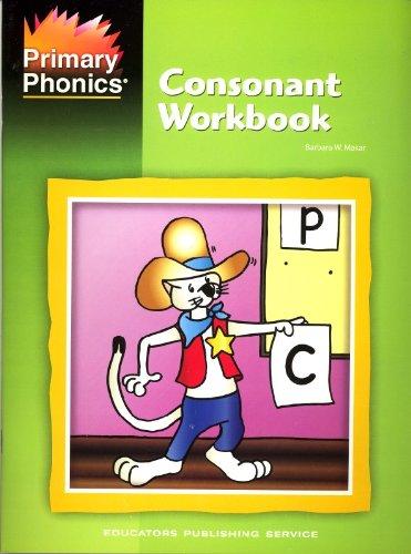 9780838803592: Primary Phonics Consonant WorkBook