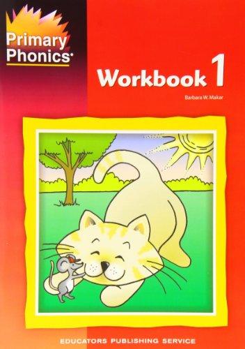 9780838803608: Primary Phonics: Workbook 1