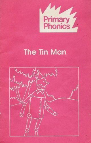 9780838803622: The Tin Man: Primary Phonics (Print-braille Children's Educational Books, Set 1 Book 2)