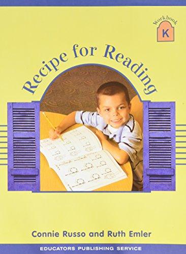 9780838804896: Recipe for Reading, K
