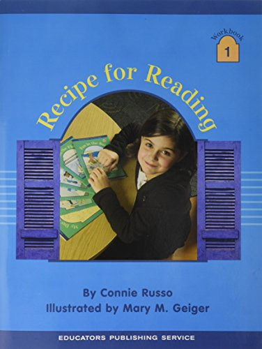 9780838804919: Recipe for Reading: Workbook 1