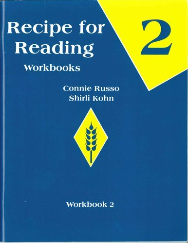 9780838804926: Recipe for Reading Workbooks 2
