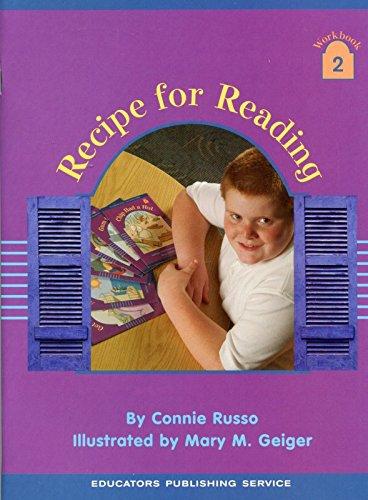 9780838804926: Recipe for Reading, Workbook 2