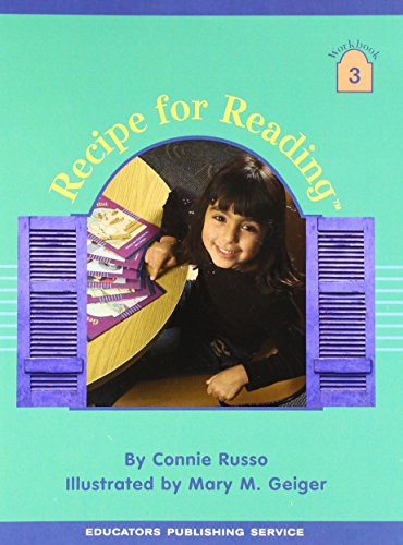 9780838804933: Recipe for Reading, Workbook 3