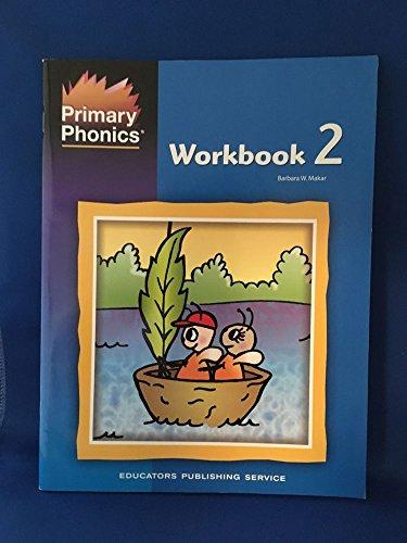 9780838805503: Primary Phonics: Workbook 2