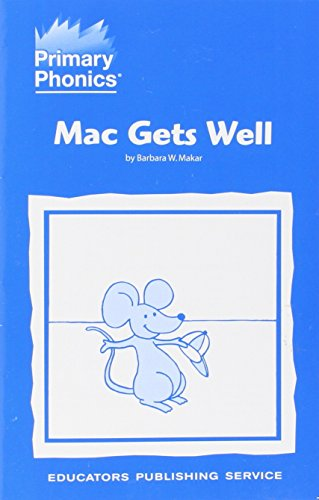 9780838805510: Mac gets well (Primary phonics)
