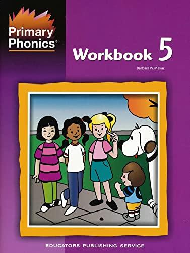 9780838805831: Primary Phonics : Workbooks and Phonetic Storybooks Workbook 5
