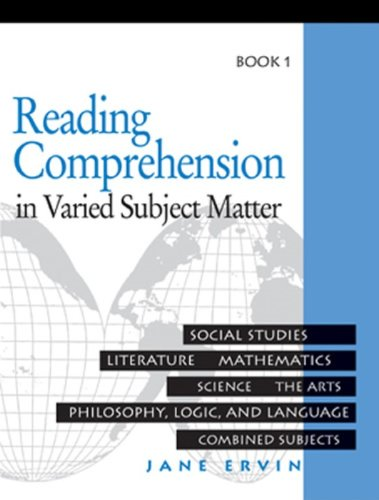 9780838806005: Reading Comprehension 1