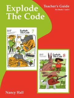 9780838808566: Explode the Code Book 7,8
