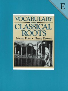 9780838808696: Vocabulary from Classical Roots E
