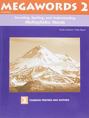 Decoding, Spelling, and Understanding Multisyllabic Words: Common: Kristin Johnson, Polly
