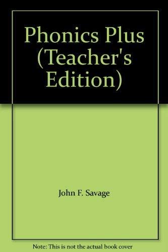 9780838810248: Phonics Plus (Teacher's Edition)