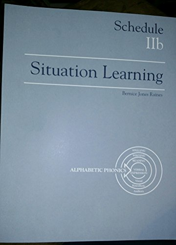 9780838816028: Situation Learning - Schedule Iib