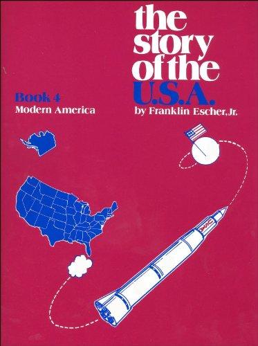 9780838816370: The Story of the U.S.A. (Modern America, Book 4)