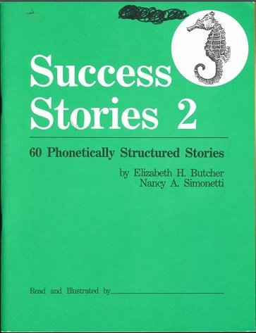 9780838817025: success stories 2 (60 phonetically structured stories)