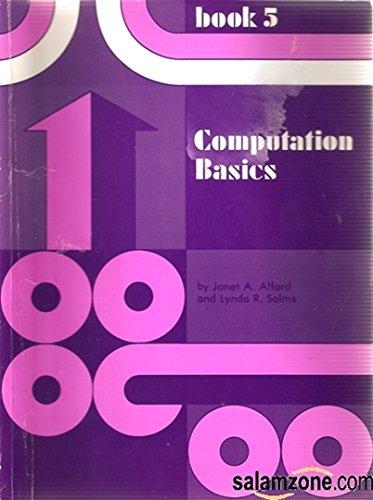 9780838817445: Computation Basics ; Book Five