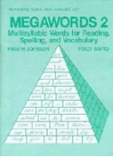 Megawords 2/Teachers Guide and Answer Key: Johnson, Kristin, Bayrd,