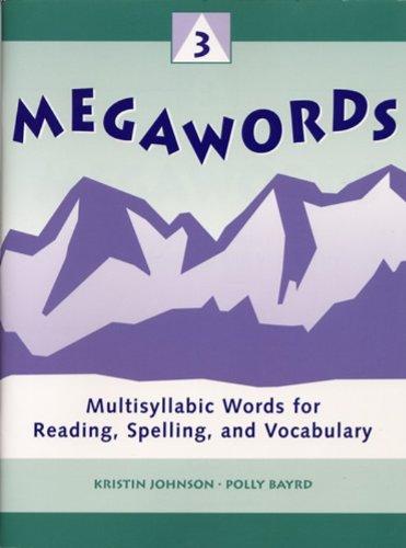 9780838818305: Megawords 3