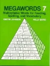 9780838818381: Megawords 7: Multi Syllabic Words Student Workbook