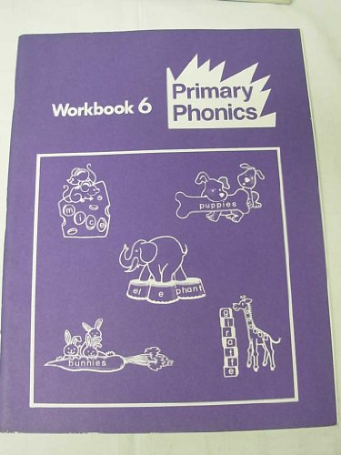9780838820261: Primary Phonics Workbook 6