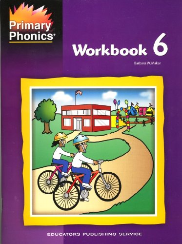 9780838820261: Primary Phonics Workbook 6