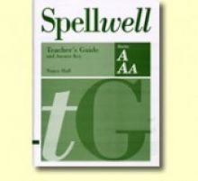 Spellwell A and AA Teacher's Guide (Spellwell) (0838821871) by Nancy Hall