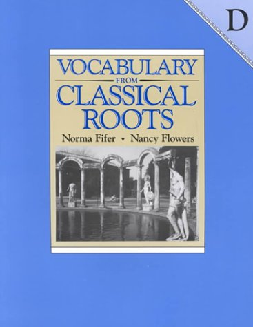 9780838822586: Vocabulary from Classical Roots - D