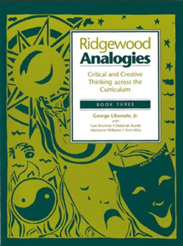 9780838822913: Ridgewood Analogies Book 3
