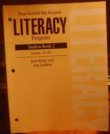 Literacy Program - Student Book 2 -: Joan Keagy