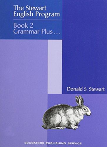 9780838823460: The Stewart English Program: Book 2 Grammar Plus