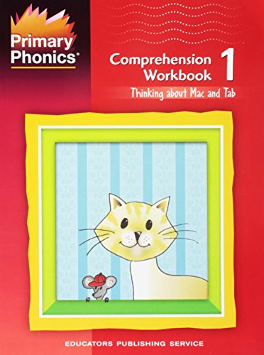 9780838823811: Primary Phonics Thinking About Mac and Tab 1
