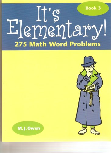 9780838824139: Its Elementary Bk 3 Grd 5 Student (275 Math Word Problems)