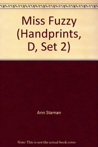 9780838825143: Miss Fuzzy (Handprints, D, Set 2)