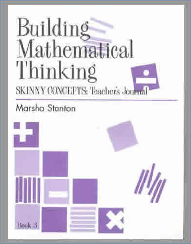 9780838825587: Building Mathematical Thinking