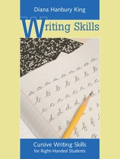 9780838825624: Cursive Writing Skills for Right-Handed Students