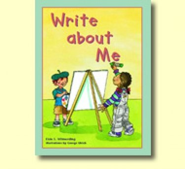 9780838826225: Write about Me Student Grd 1 (Just Write Series)
