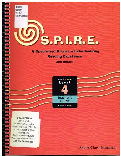 9780838827147: Spire Teacher\'s Guide Level 4