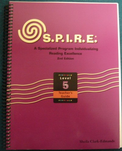 9780838827185: Spire Teacher\'s Guide Level 5