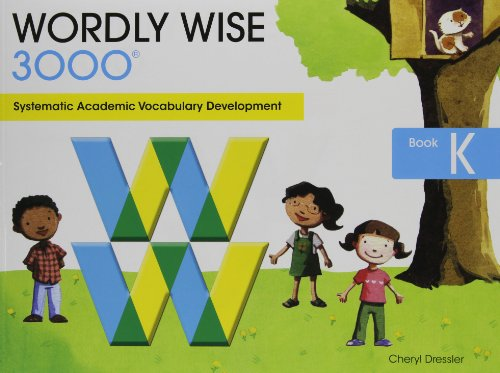 9780838828182: Wordly Wise 3000 Grade K - 2nd Edition