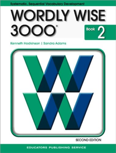 9780838828205: Wordly Wise 3000 Book 2, 2nd Edition