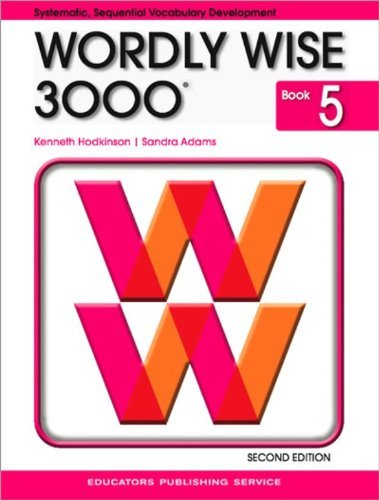 9780838828236: Wordly Wise 3000: Book 5