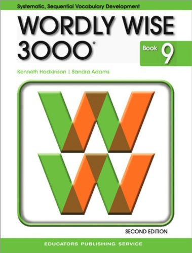 9780838828274: Wordly Wise 3000, Book 9, 2nd Edition