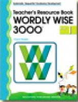 9780838828779: 1: Wordly Wise - Teacher Resource Package