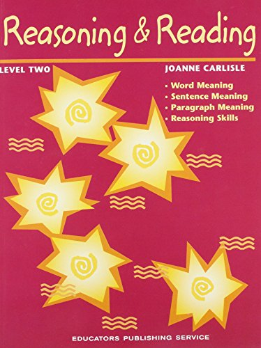 9780838830048: Reasoning and Reading Level 2