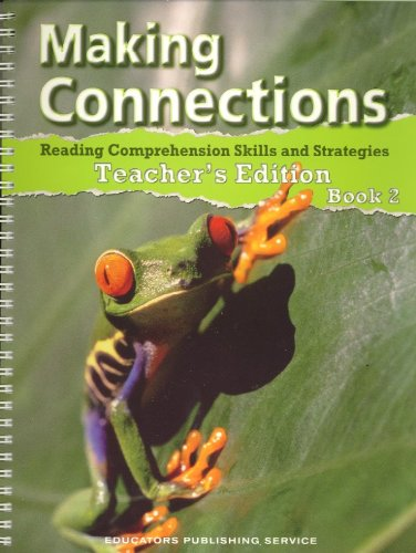 9780838833032: Making Connections Book 2 Teacher's Edition