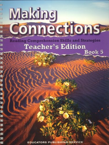 9780838833094: Making Connections Book 5 Teacher's Edition