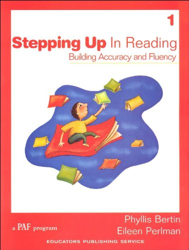 9780838851395: Stepping Up in Reading